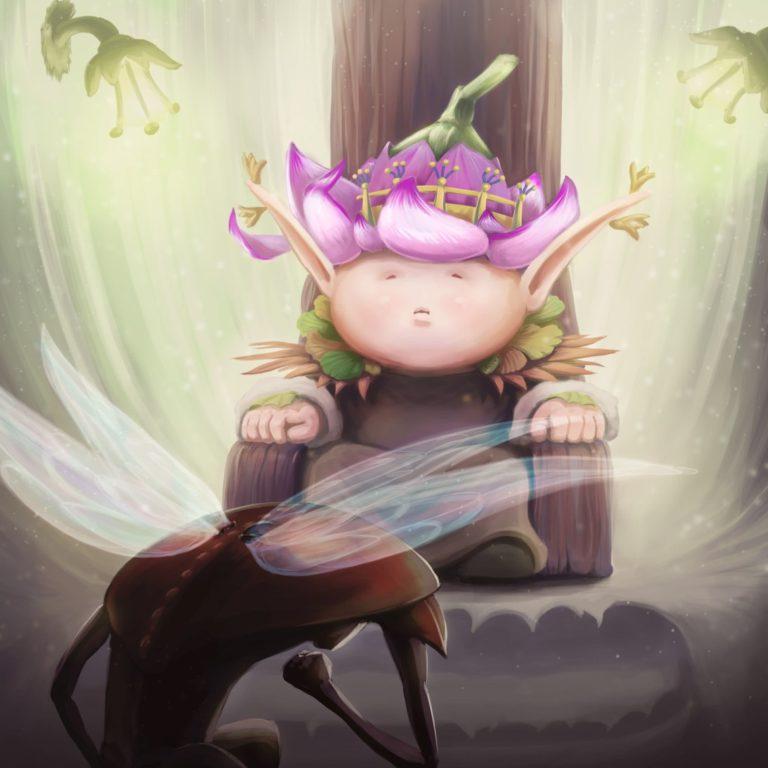 Elven Leader