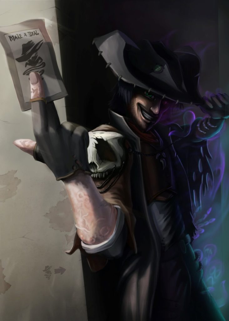 Underworld Trader